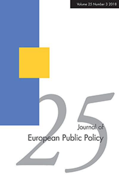 Why and how do think tanks expand their networks in times of crisis? The case of Bruegel and the Centre for European Policy Studies